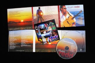 Stuart Redd's Instrumental Music CD- Dreams to Reality