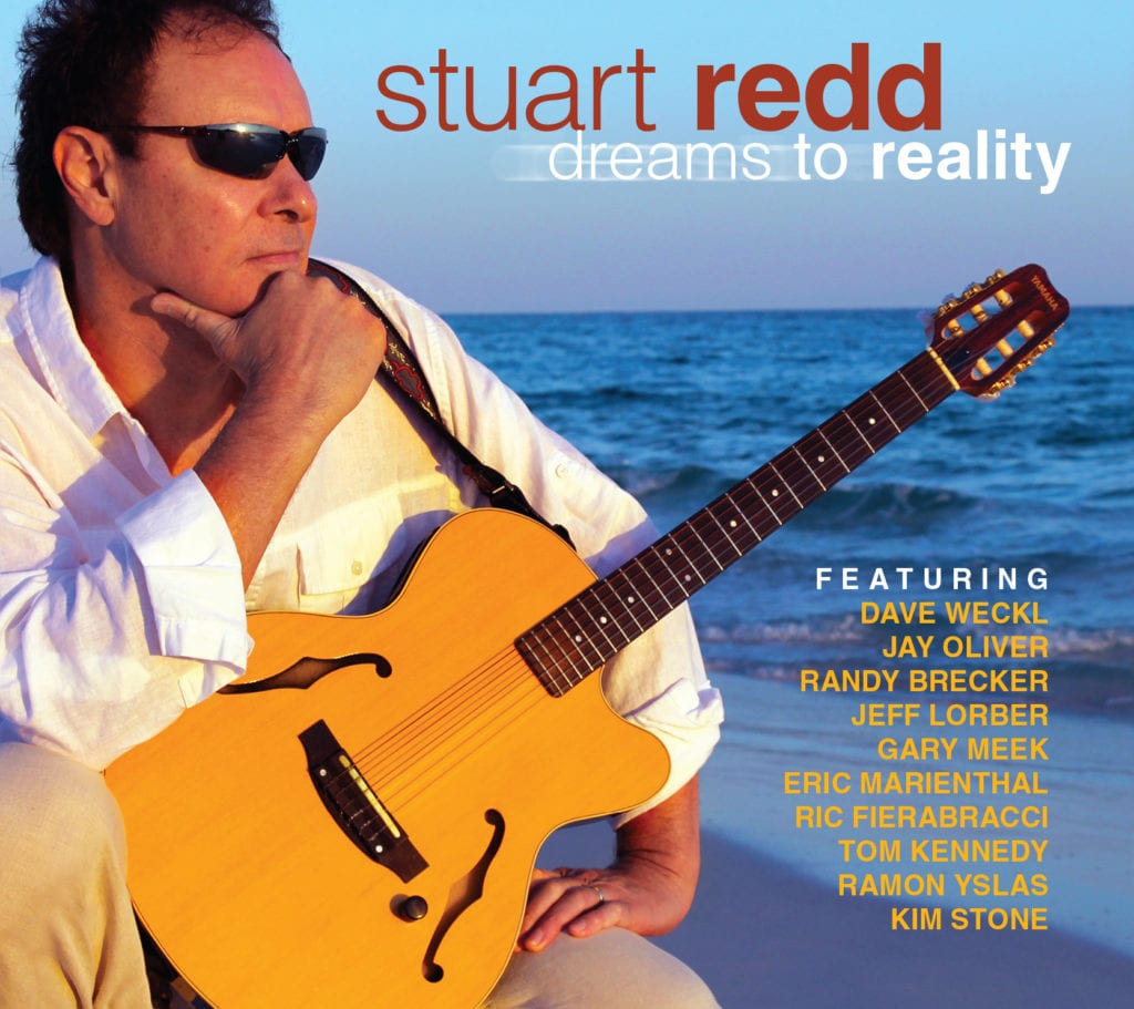 Stuart Redd's Instrumental Music CD - Dreams to Reality